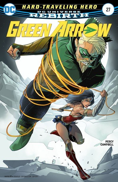 Green Arrow #27 (2017)