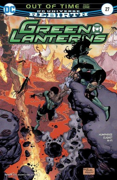 Green Lanterns #27 (2017)