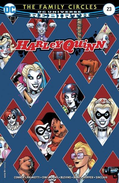 Harley Quinn #23 (2017)