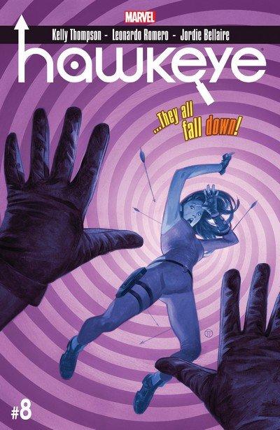 Hawkeye #8 (2017)