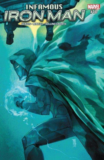 Infamous Iron Man #10 (2017)