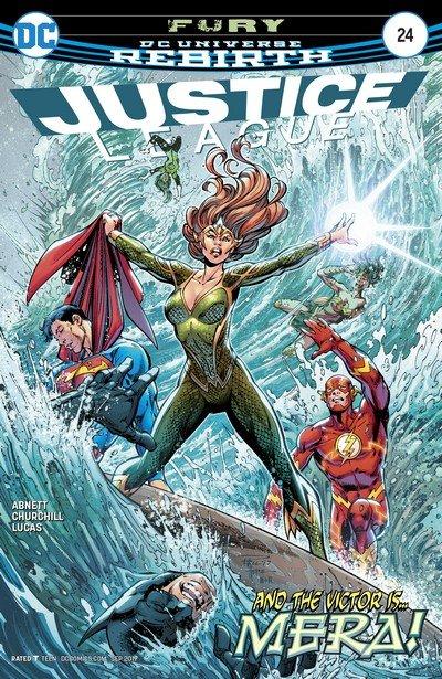 Justice League #24 (2017)