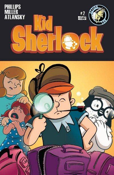 Kid Sherlock #2 (2017)