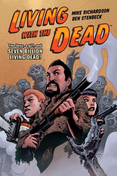 Living with the Dead (TPB) (2008)