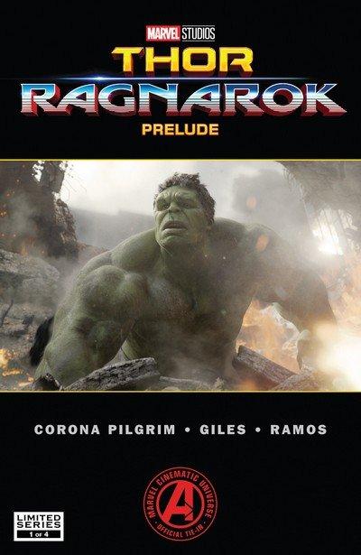 Marvel's Thor – Ragnarok Prelude #1 (2017)