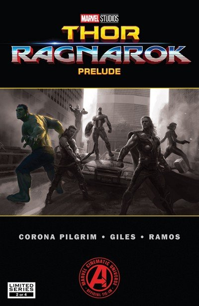 Marvel's Thor – Ragnarok Prelude #2 (2017)