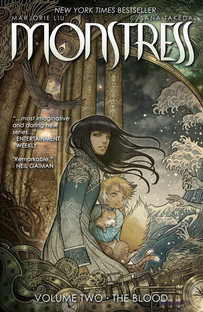 Monstress Vol. 2 – The Blood (TPB) (2017)