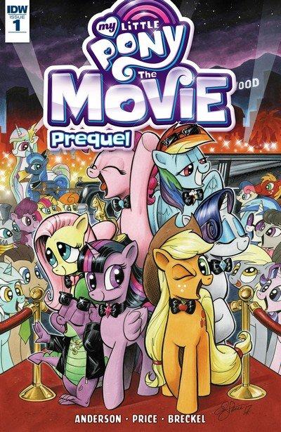 My Little Pony – The Movie Prequel #1 (2017)