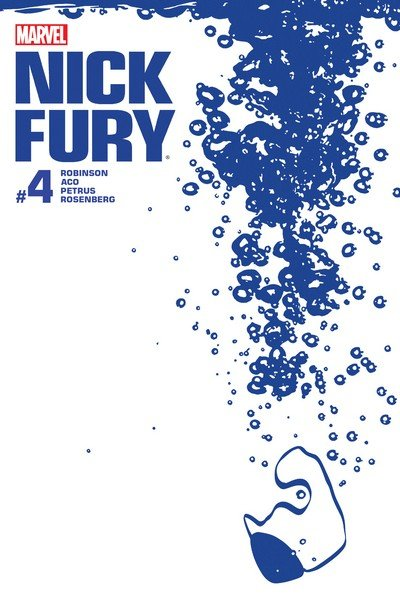 Nick Fury #4 (2017)