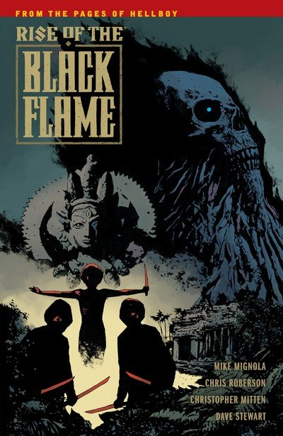 Rise of the Black Flame (TPB) (2017)