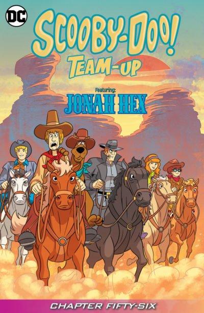 Scooby-Doo Team-Up #56 (2017)