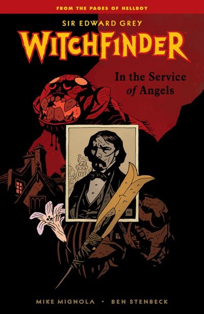 Sir Edward Grey, Witchfinder Vol. 1 – 5 (TPB) (2010-2019)