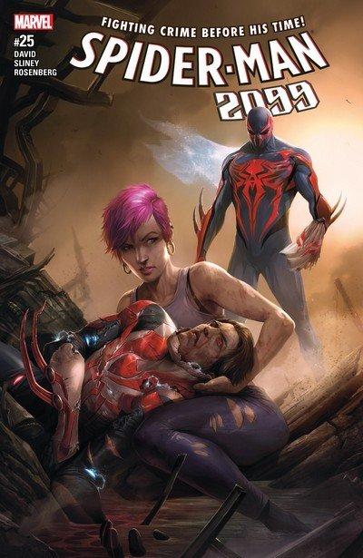 Spider-Man 2099 #25 (2017)