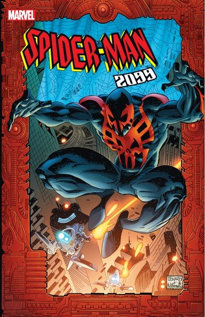 Spider-Man 2099 Vol.1 TPBs (Vol. 1 – 4) (2014-2017)