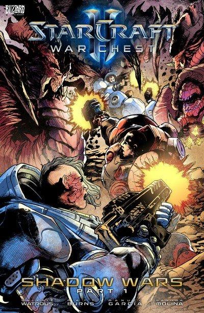 Starcraft – War Chest – Shadow Wars #1 (2017)
