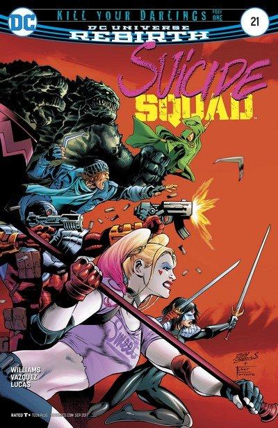 Suicide Squad #21 (2017)