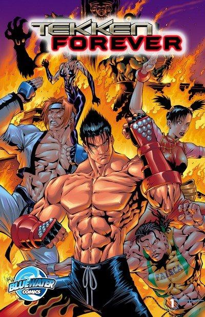 Tekken Forever + Tekken Forever Gallery (2001, 2012)