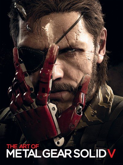 The Art of Metal Gear Solid V (2016)