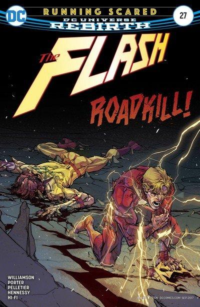 The Flash #27 (2017)
