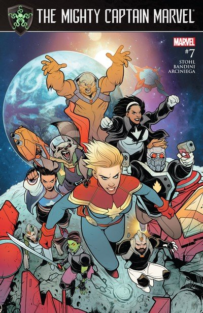 The Mighty Captain Marvel #7 (2017)