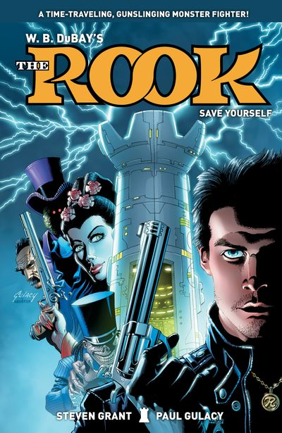 The Rook (TPB Collection) (2016-2017)