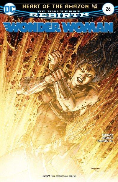 Wonder Woman #26 (2017)