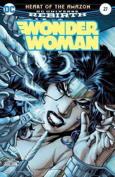 Wonder Woman #27 (2017)