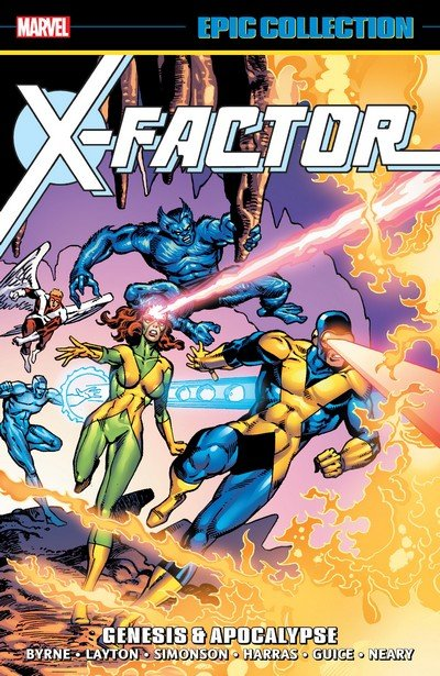 X-Factor Epic Collection – Genesis & Apocalypse (2017)