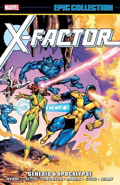 X-Factor Epic Collection – Genesis & Apocalypse (2017)