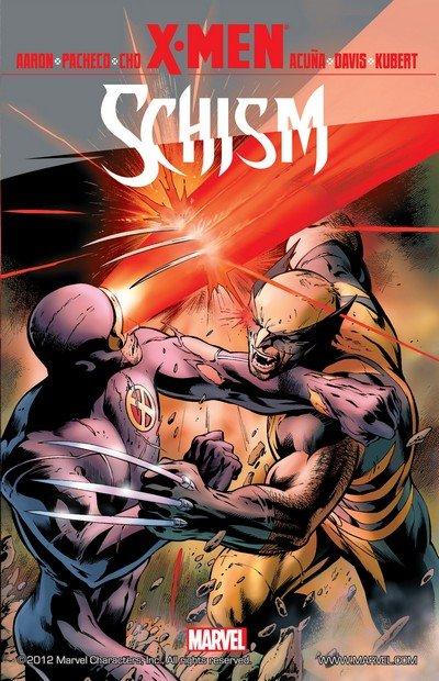 X-Men – Schism (TPB) (2012)