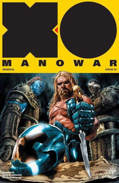 X-O Manowar #5 (2017)