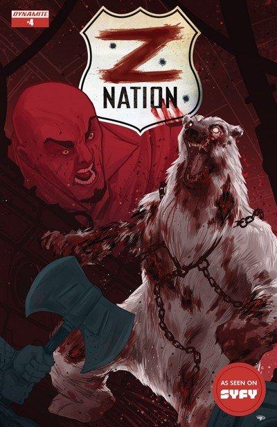 Z Nation #4 (2017)
