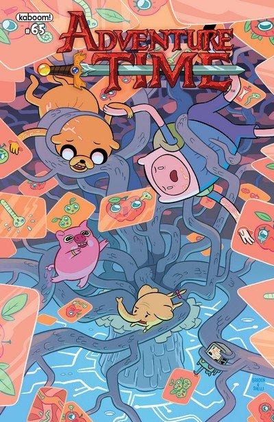 Adventure Time #65 (2017)