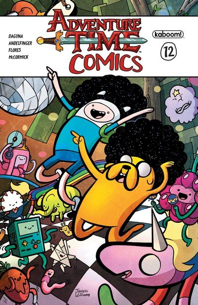 Adventure Time Comics #12 (2017)