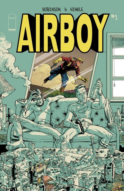 Airboy #1 – 4 (2015)