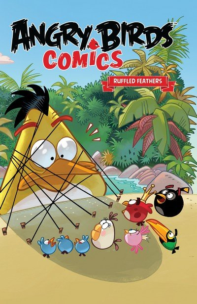 Angry Birds Comics Vol. 5 – Ruffled Feathers (2016)