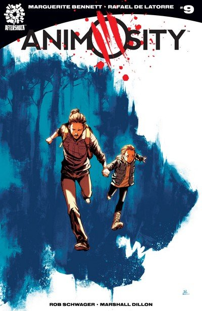 Animosity #9 (2017)