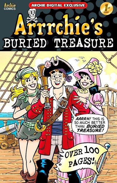Arrrchie's Buried Treasure #1 (2012)