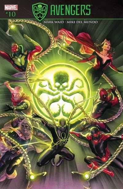 Avengers #10 (2017)