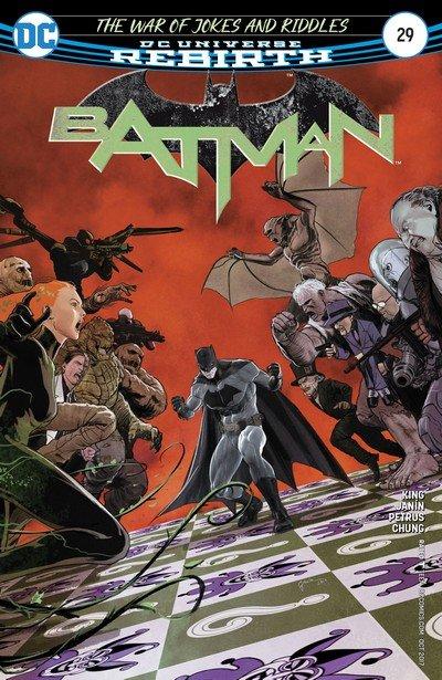 Batman #29 (2017)