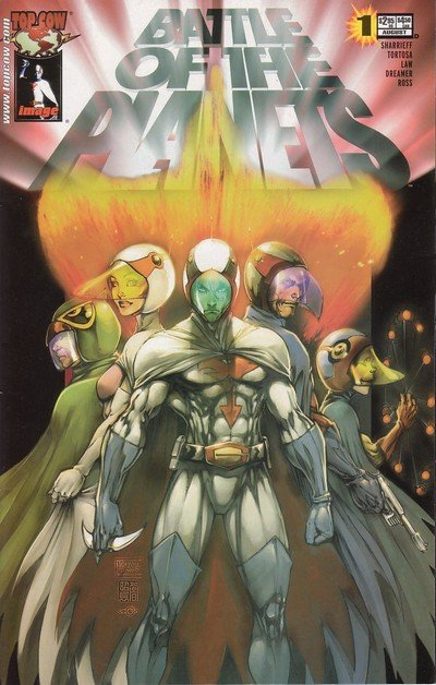 Battle of the Planets #0.5 – 12 (2002-2003)