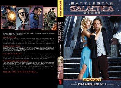 Battlestar Galactica – Origins Omnibus Vol. 1 (2011)
