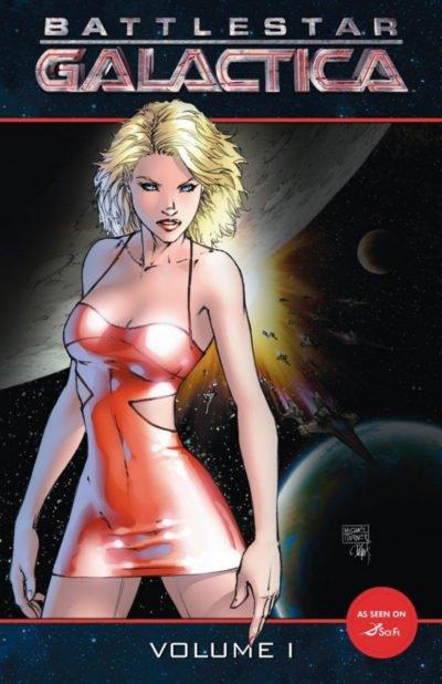 Battlestar Galactica Vol. 1 – 3 (TPB) (2007)