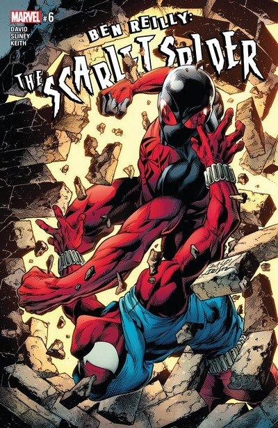 Ben Reilly – Scarlet Spider #6 (2017)