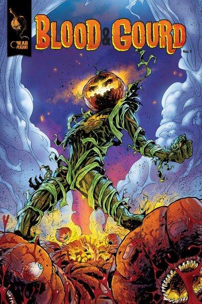 Blood & Gourd #1 – 2 (2016)