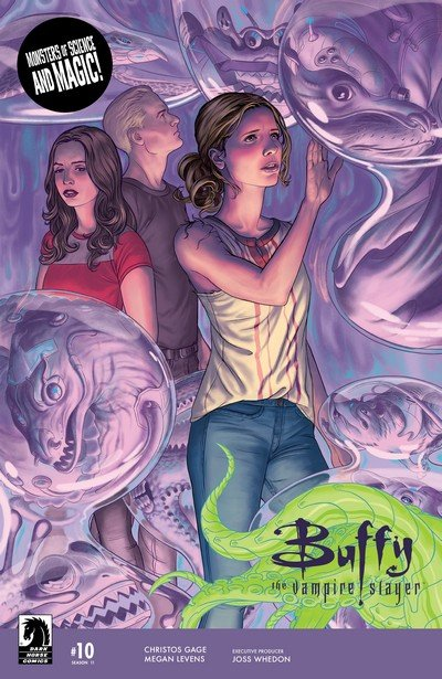 Buffy the Vampire Slayer Season 11 #10 (2017)