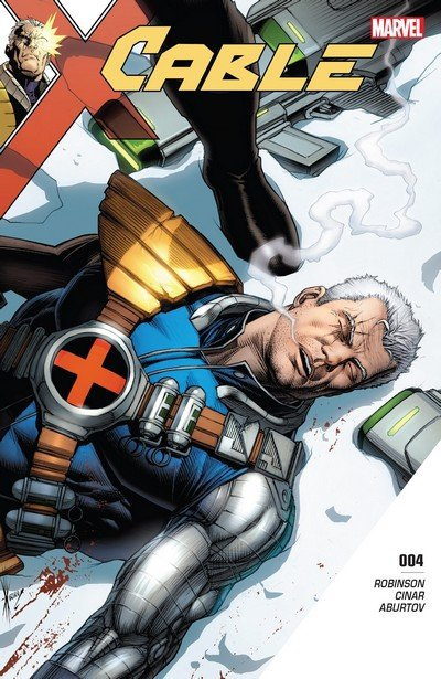 Cable #4 (2017)