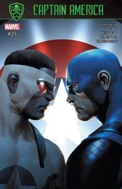 Captain America #25 (2017)