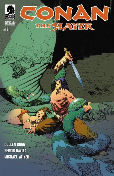Conan the Slayer #11 (2017)
