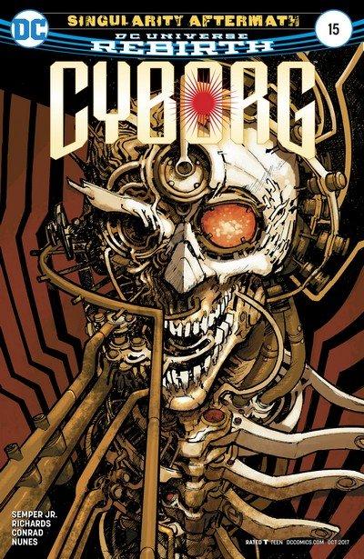 Cyborg #15 (2017)